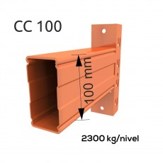 Traversa pentru rafturi de paleti - CC 100