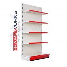 Rafturi metalice modulare - Raft de perete 225*65*60 cm