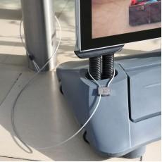 Antifurt cu sistem de blocare cu cod, 200 cm