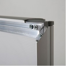 Stand exterior/Panou stradal A1  cu baza metalica, Rama click 33 mm, Impermeabil, rezistent la vant, doua fete de expunere cu folii anti reflex si protectie UV